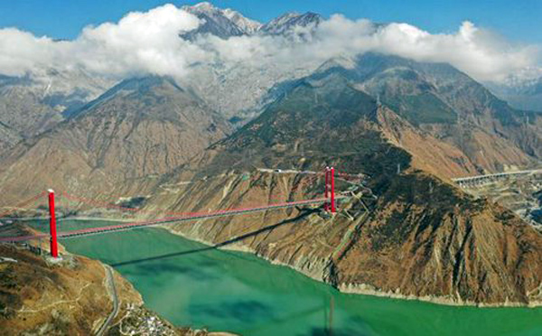 China opens second expressway to disturbance-prone eastern Tibet region