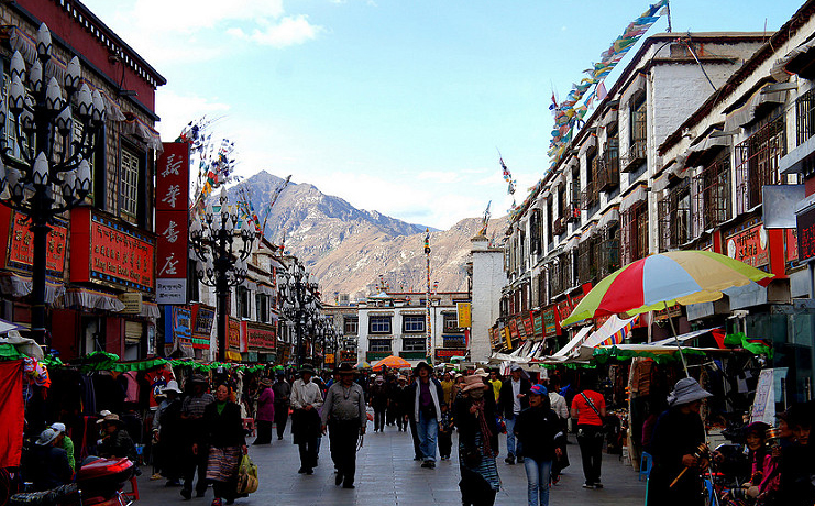 China to open Tibet wider without relaxing the special permit system