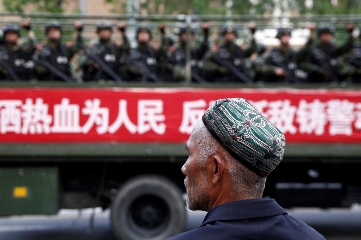 China takes diplomatic envoys from 12 friendly countries on 3-day junket to refute Xinjiang repression allegations