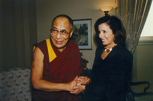 Dalai Lama congratulates new US House Speaker, a staunch Tibet supporter