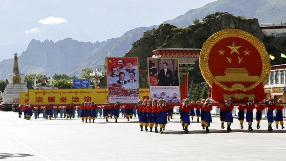 Statues of historically deployed Chinese leaders to soon mark Tibet's landscape
