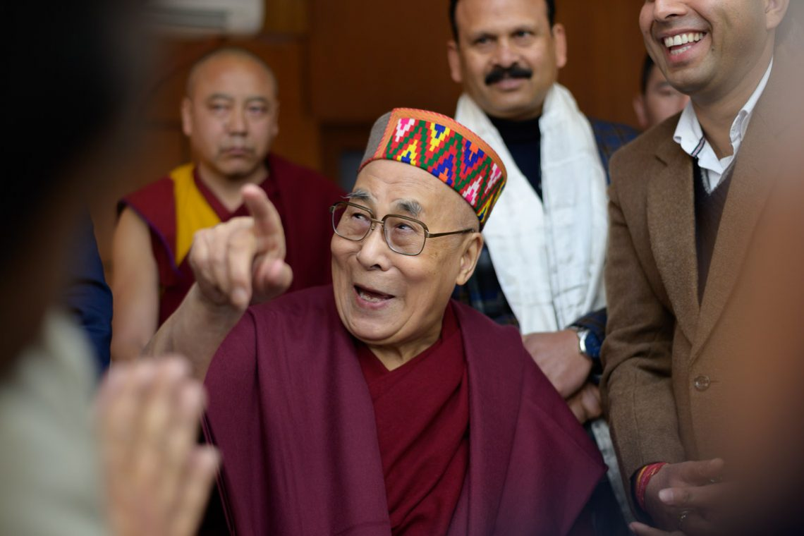 Nearly 4000, including from China, Taiwan, sought private Dalai Lama audience in 2018