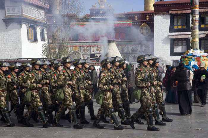 China dealt with 25 'separatism', 'national security' cases in Tibet in 2018