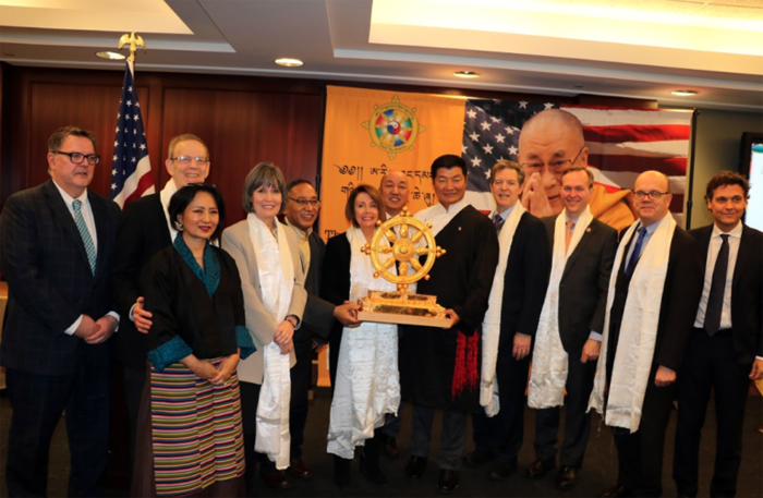 Event thanks America for 60 years of Tibet support