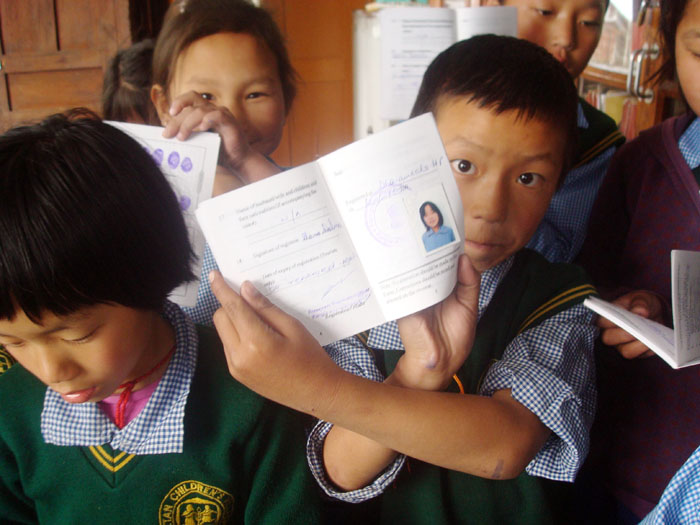 All Tibetan children in India to be registered as foreigners, for residence permit