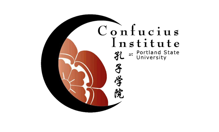 Tibetan campaigners join protest to urge end to Portland Confucius Institute