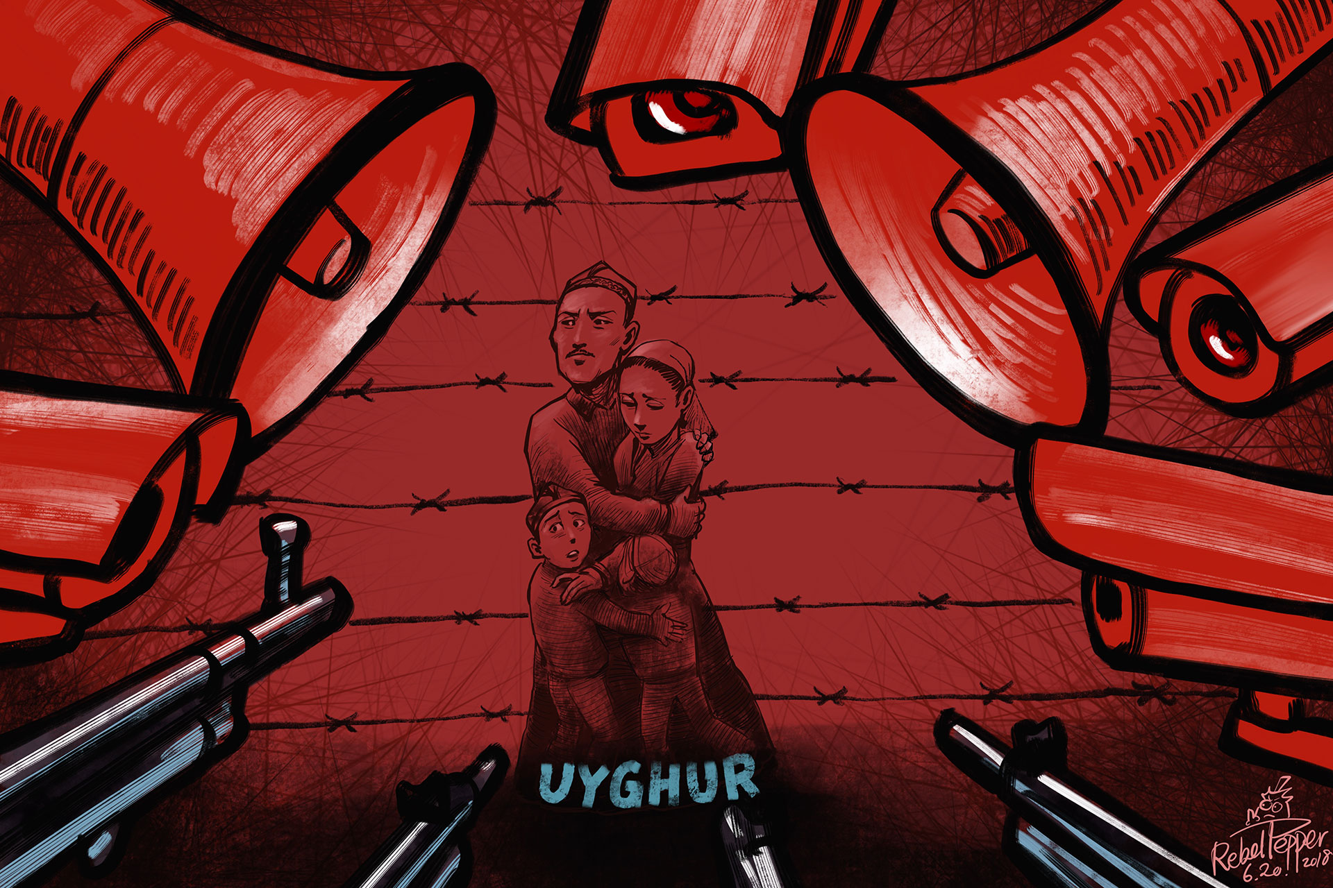 Turkey calls China's treatment of Uyghurs 'a great embarrassment for humanity'