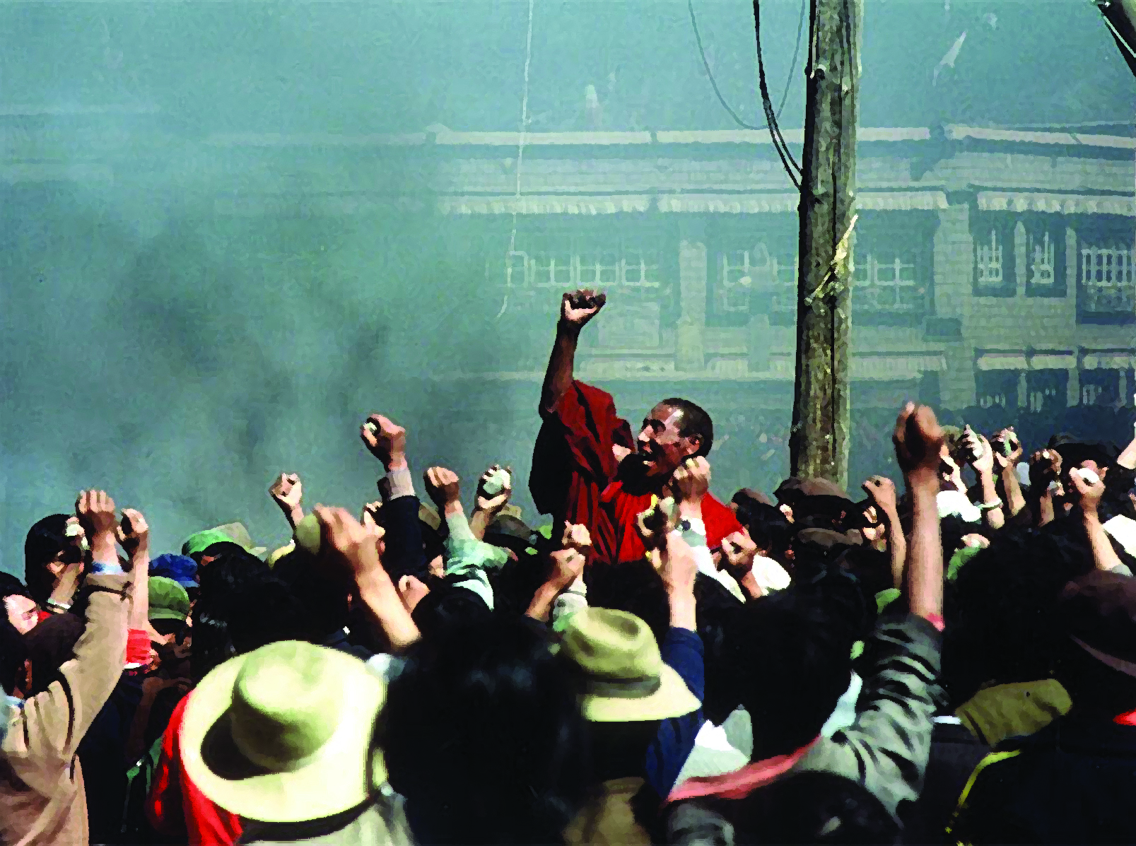Looking at Tibetan nationalism beyond the anti-colonial paradigm