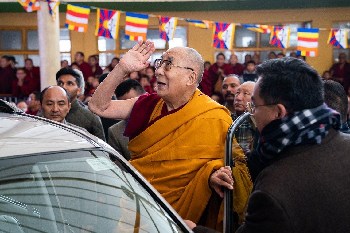 Dalai Lama reiterates wish to take more rest