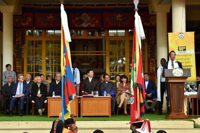 Former Botswana president highlights Tibet issue on its 60th uprising anniversary