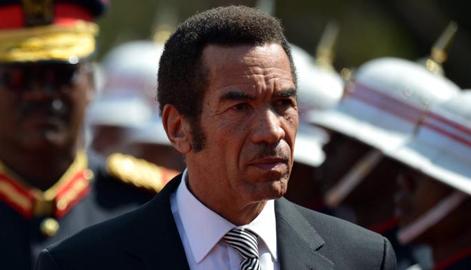 Botswana rejects former president Khama's request to visit D'sala for 60th Tibet Uprising Day