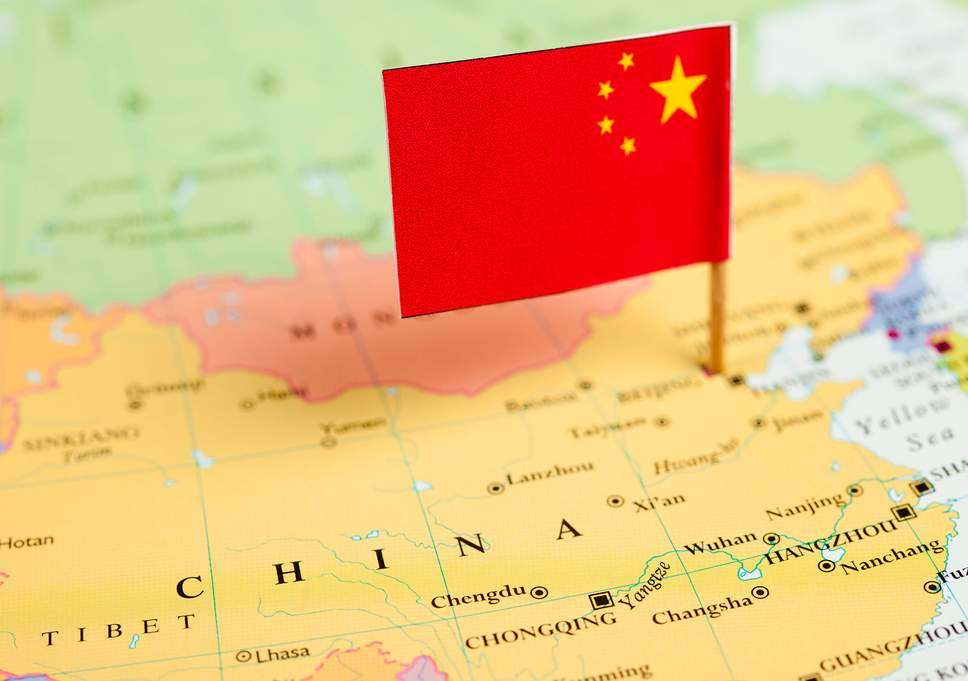 Twenty-nine firms among world's top 500 taken to task for 'wrongly' depicting China's map