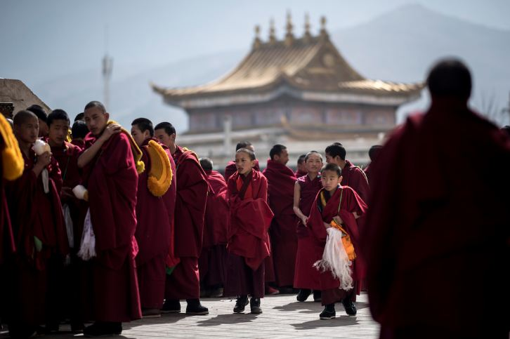 China launches new, regular political education campaign on Tibet's monks, nuns
