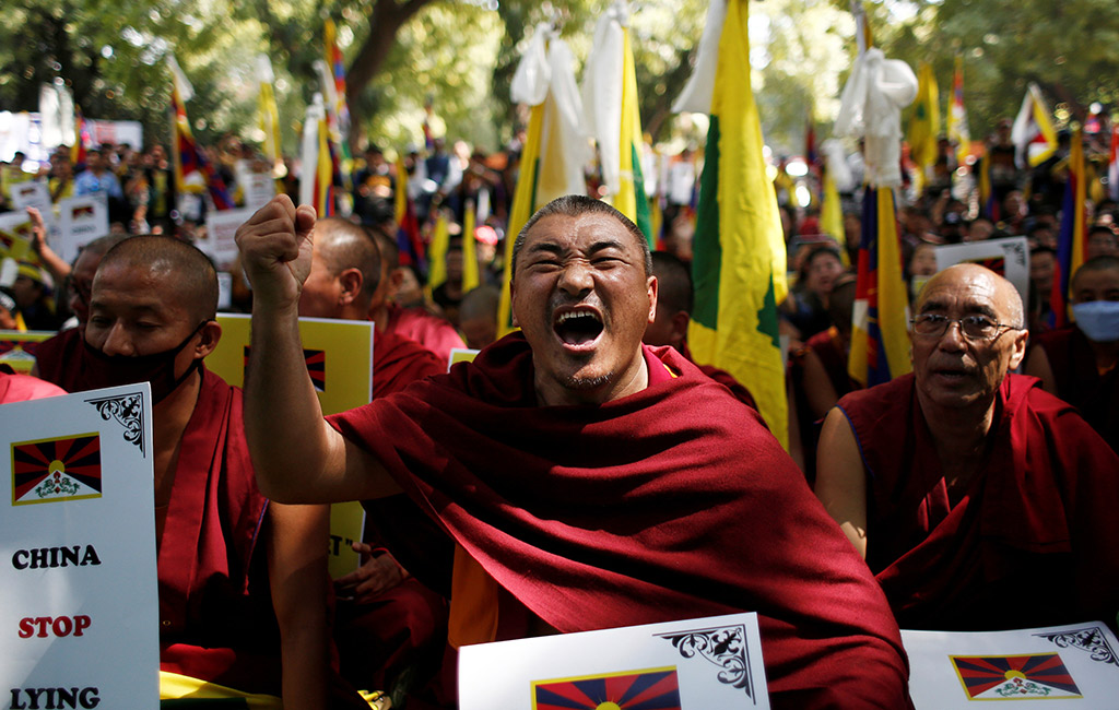 Call for nationalism to address 60 years of Tibet's humiliation