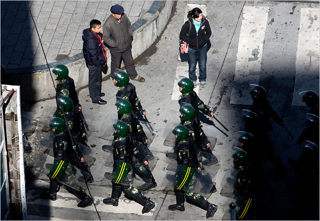 Tibetan visitors to Lhasa face severe scrutiny ahead of 60th uprising anniversary