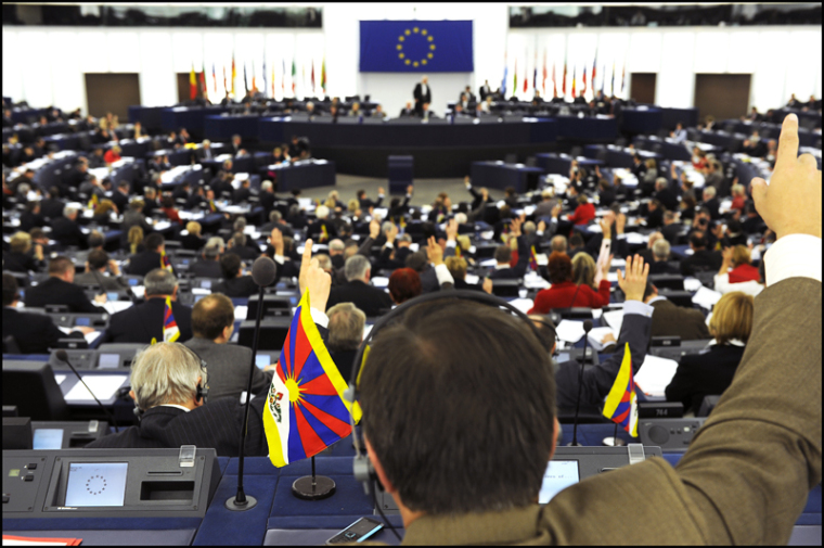 European lawmakers seek reciprocal access to Tibet for its citizens