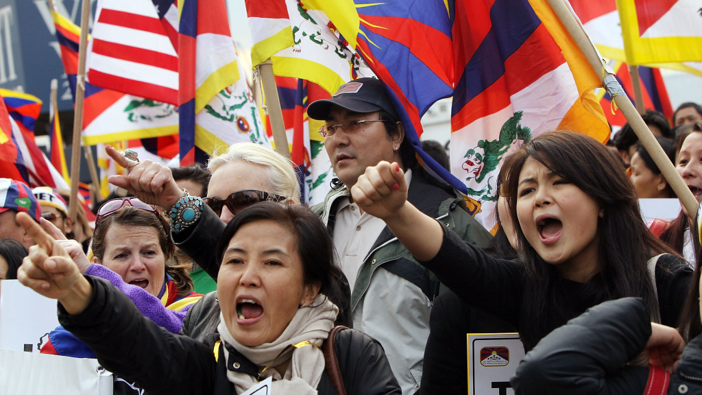 Up to 5000 to rally in New York City on 60th Tibet uprising day
