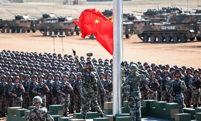 China criminalizes criticism of its army