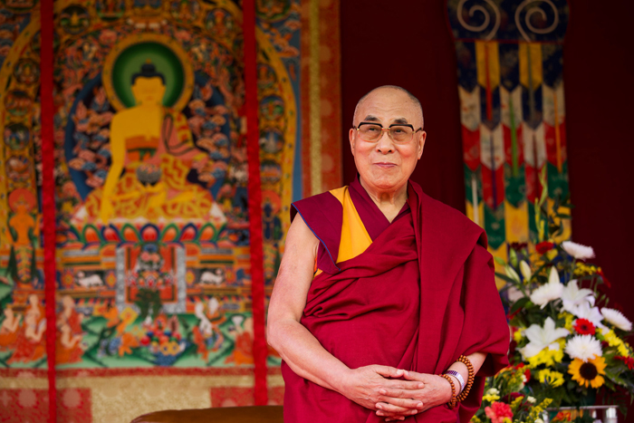 Nepal probe's journalists for disseminating globally published Dalai Lama news