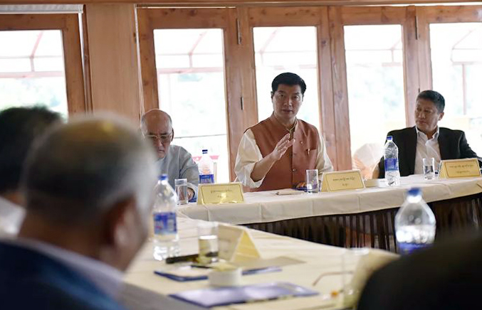 Exile Tibetan administration holds 31st task force meet for China talks