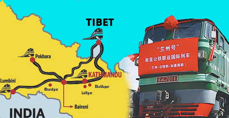 Nepal says Tibet-Kathmandu railway building will begin in two years