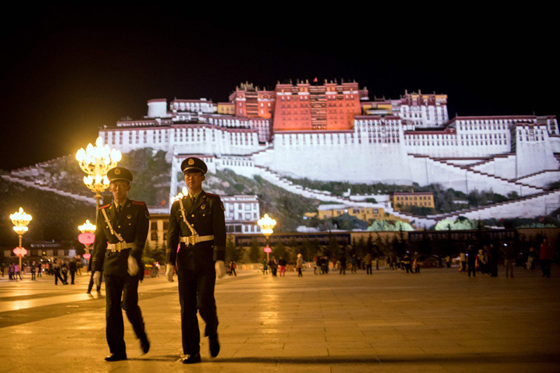 China makes clear it won't accept negative Tibet report from visiting US ambassador