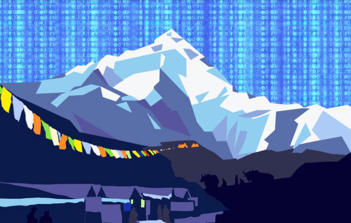 Cyber Encounter with Tibet: An Open Moment?