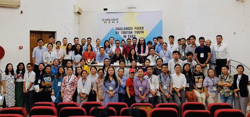 Workshop Report: Challenges faced by the Tibetan Youth in Exile