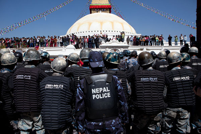 Tibetans decide against public marking of uprising anniversary in Kathmandu to avoid crackdown