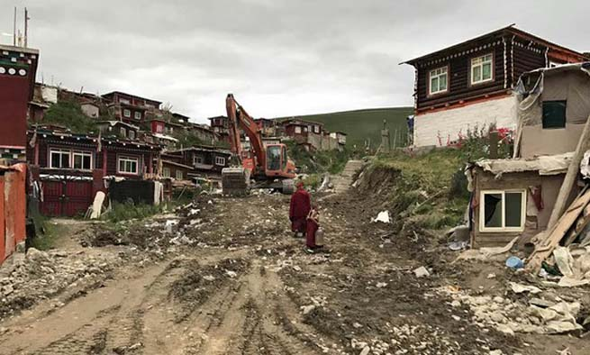Expelled Tibetan monastics banned from religious pursuits, forced to become China patriots