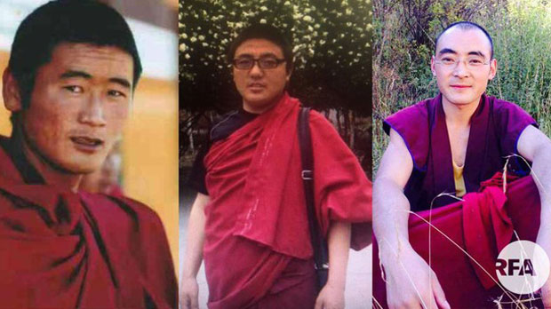Three monks, including one jailed, reported disappeared in Chinese ruled Tibet