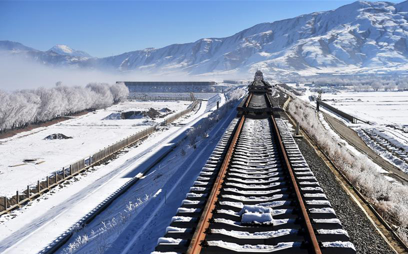 China completes pivotal tunnel in major new Tibet railway project