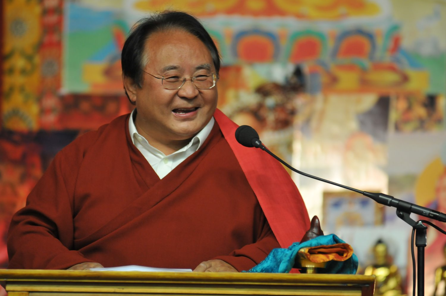 Sogyal Rinpoche: End of bestselling Tibetan Buddhist master scarred by abuse allegations