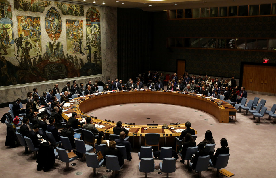 China brought up rights situation in J&K at closed-door UNSC session!