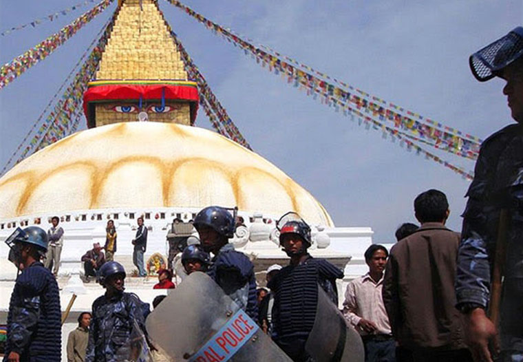 Ungentlemanly Nepal has deported six Tibetan asylum seekers