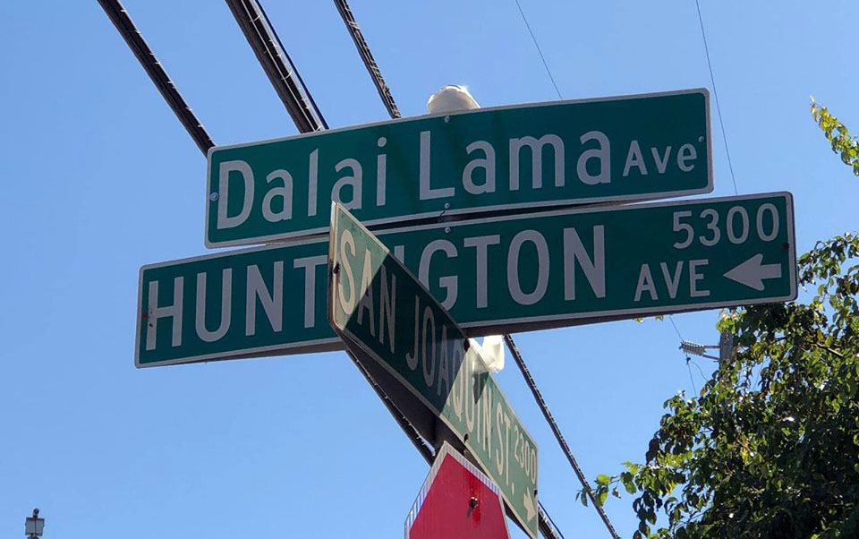 US city votes to rename street as 'Dalai Lama Avenue'
