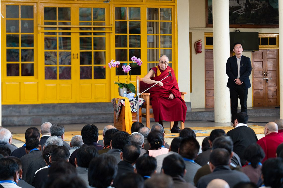 Exile Tibetan meet rejects 'with contempt' China's assumption of right to appoint next Dalai Lama