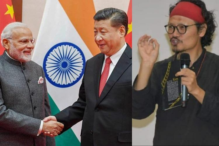 Tibetan independence activist charged as 8 more held ahead of Xi-Modi summit