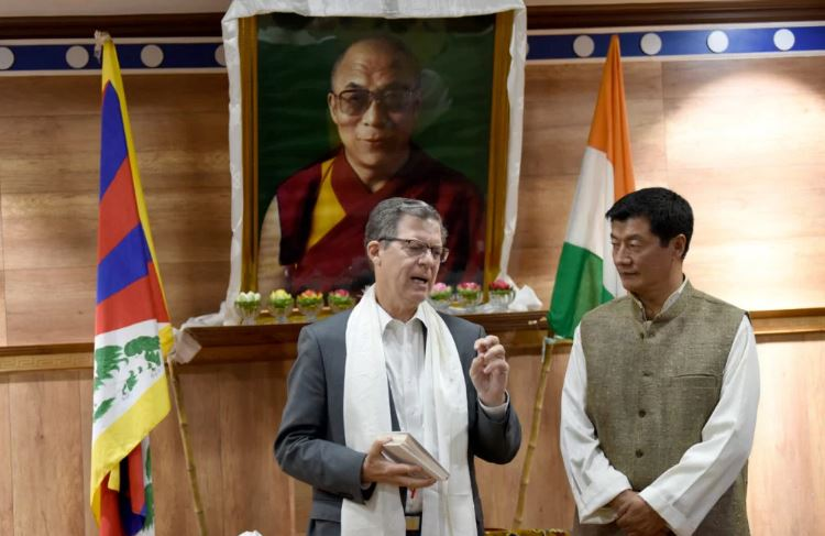 Top US religious rights official slams Beijing's Dalai Lama reincarnation moves