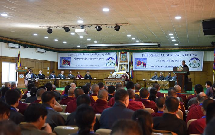 Tibetans in third national meet to discuss sustenance of their movement