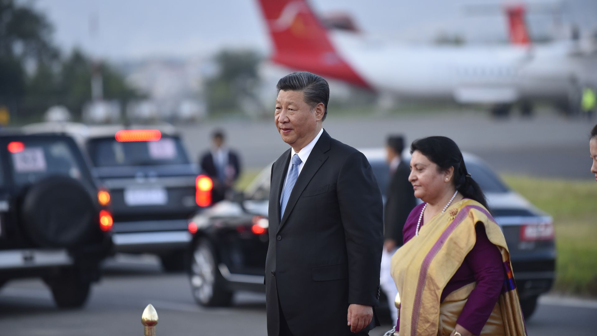 Nepal and China declare themselves strategic partners, everlasting friends