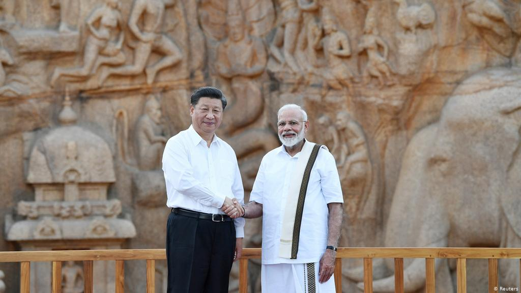 China's Xi concludes summit with Indian Prime Minister as more Tibetans held