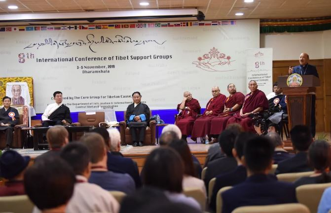 Tibet campaign supporters meet at 8th international conference at D'sala