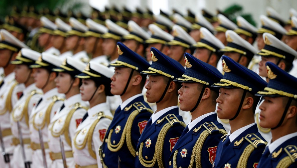 Atrocious, life-long penalties for quitting the Chinese military