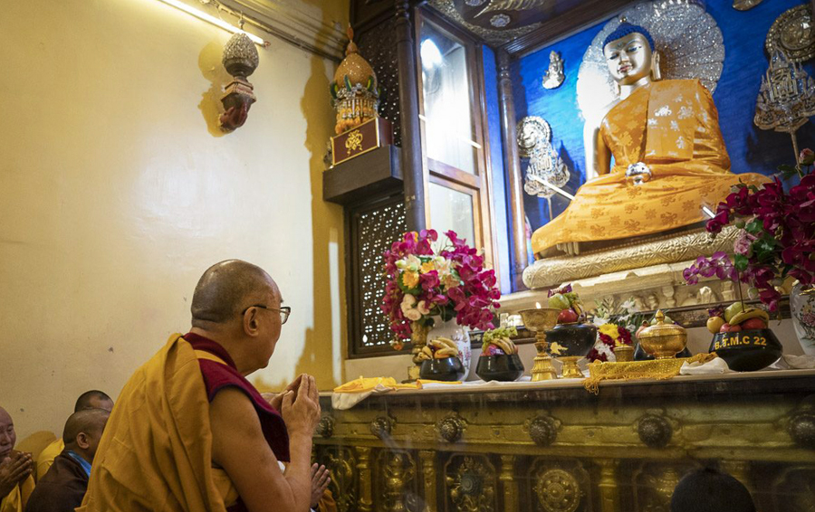 Dalai Lama to set up Nalanda academy near Bodh Gaya