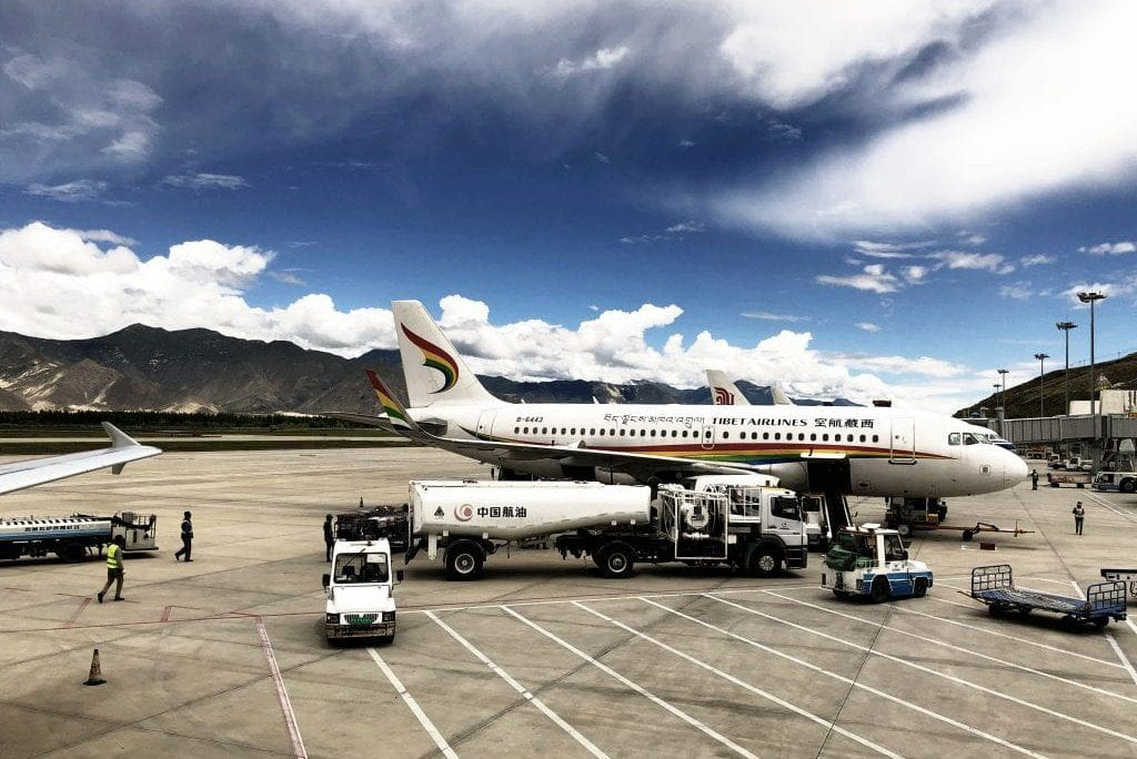 China to continue focus on building Tibet's air, road and rail transport for tourism, security