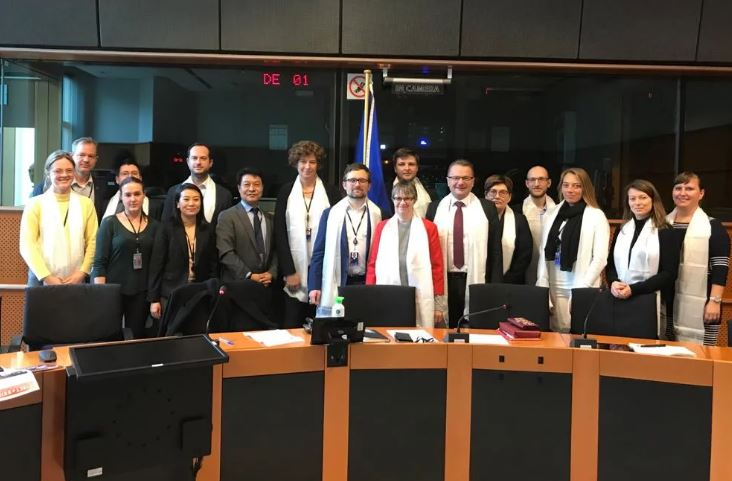 Tibet group re-established in new European Parliament