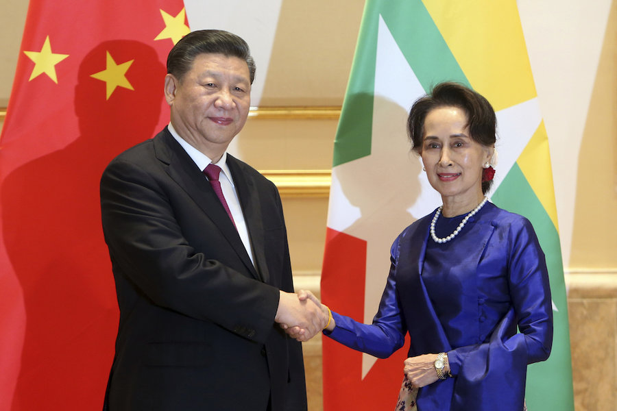 Criticizing Myanmar, Taiwan's main political parties condemn Beijing's 'one China' bullying