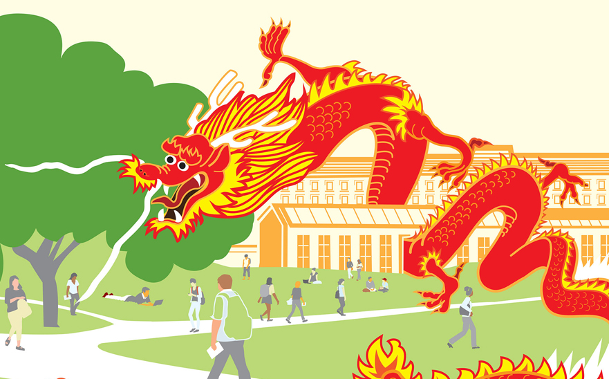 Chinese students, China studies professors in US under classroom intimidation from Beijing
