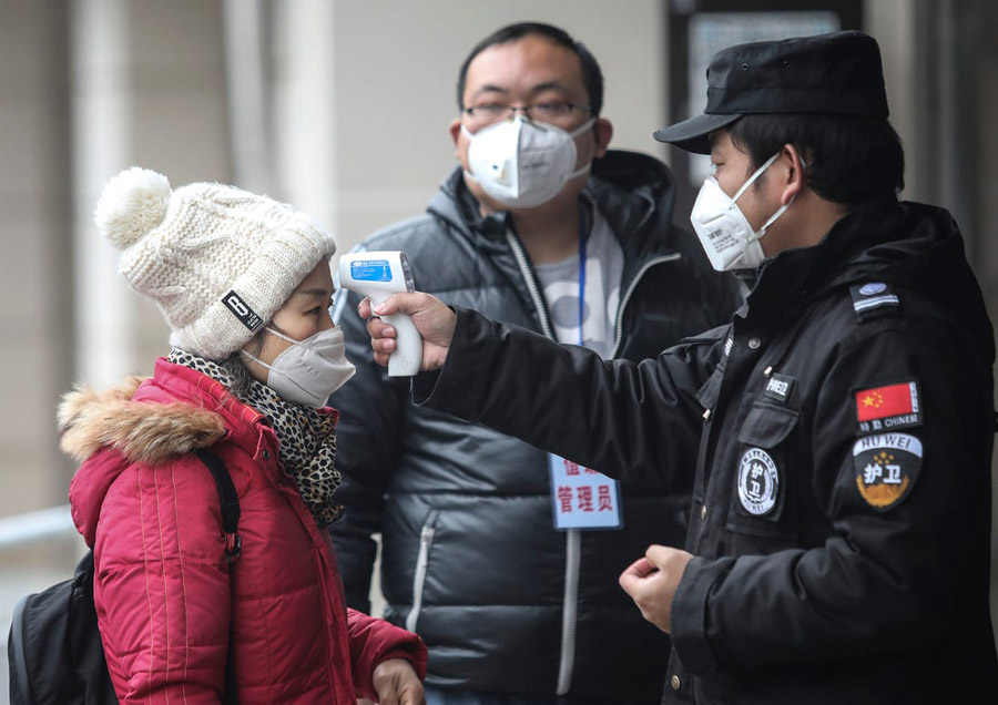 Confirmed Wuhan coronavirus cases touch 14,380, including 304 deaths; first death outside China reported